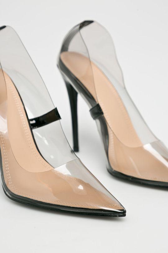 Answear - Pantofi cu toc negru