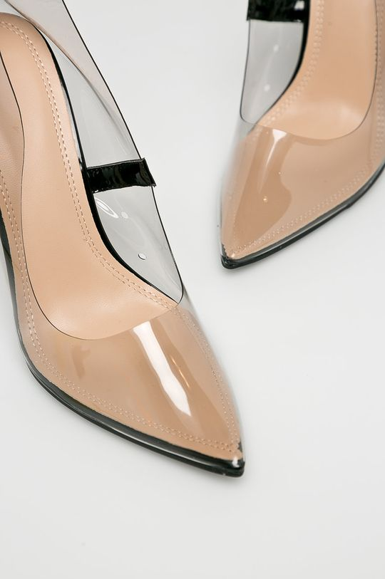 negru Answear - Pantofi cu toc