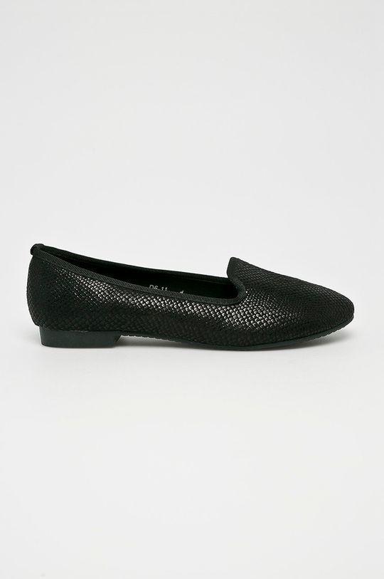 čierna Answear - Baleríny Lily Shoes Dámsky