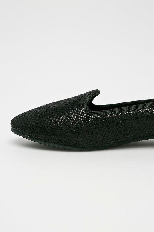 čierna Answear - Baleríny Lily Shoes