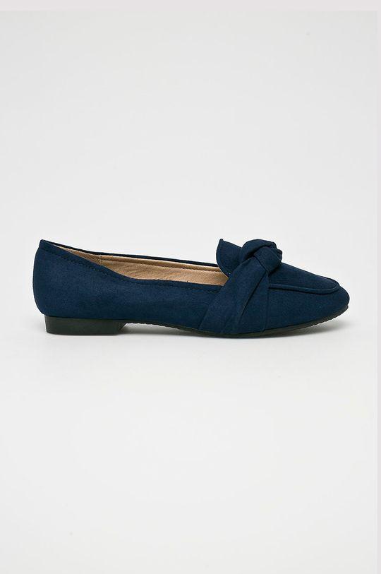 tmavomodrá Answear - Baleríny Lily Shoes Dámsky