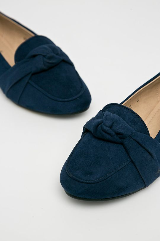 Answear - Baleríny Lily Shoes tmavomodrá