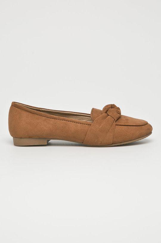 zlatohnedá Answear - Baleríny Lily Shoes Dámsky