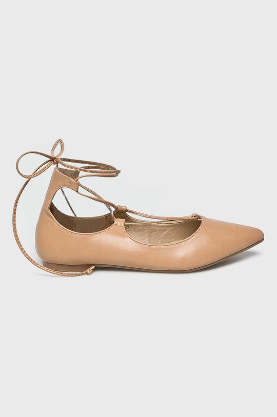 telová Answear - Baleríny Lily Shoes Dámsky