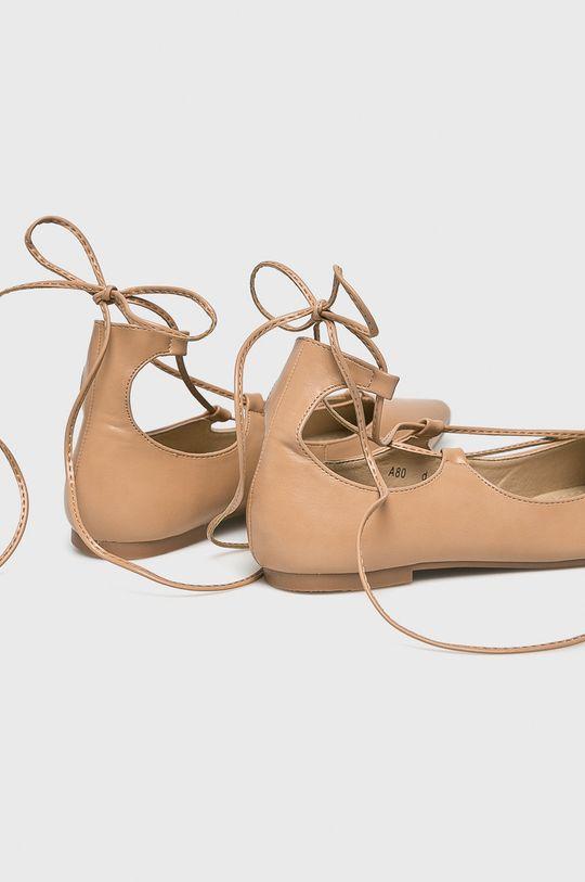 Answear - Baleríny Lily Shoes <p>Zvršok: Syntetická látka Vnútro: Syntetická látka Podrážka: Syntetická látka</p>