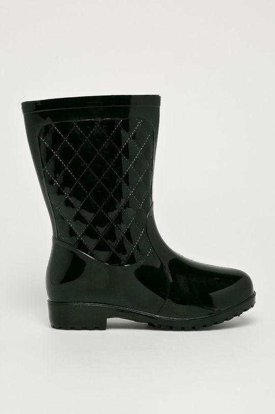 čierna Answear - Gumáky Dámsky