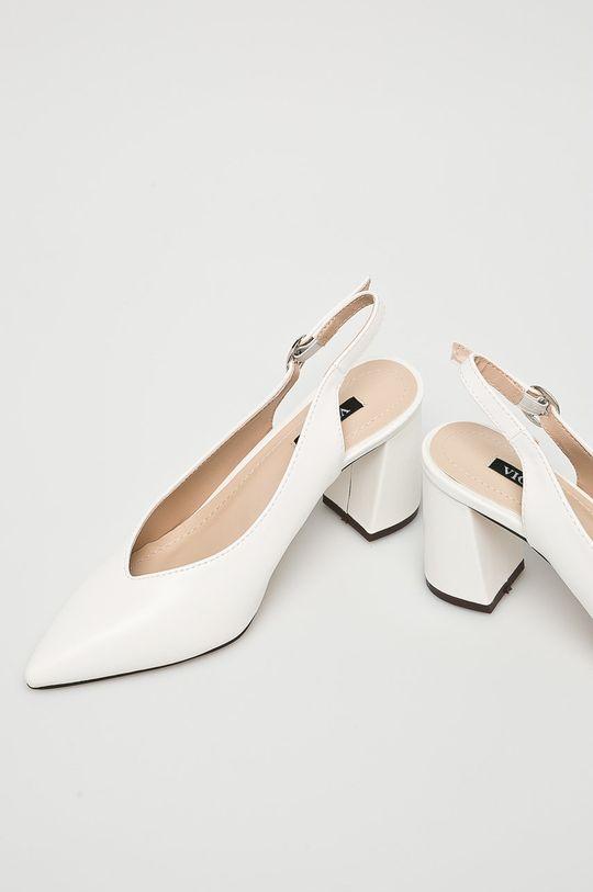 Answear - Sandále Vices biela
