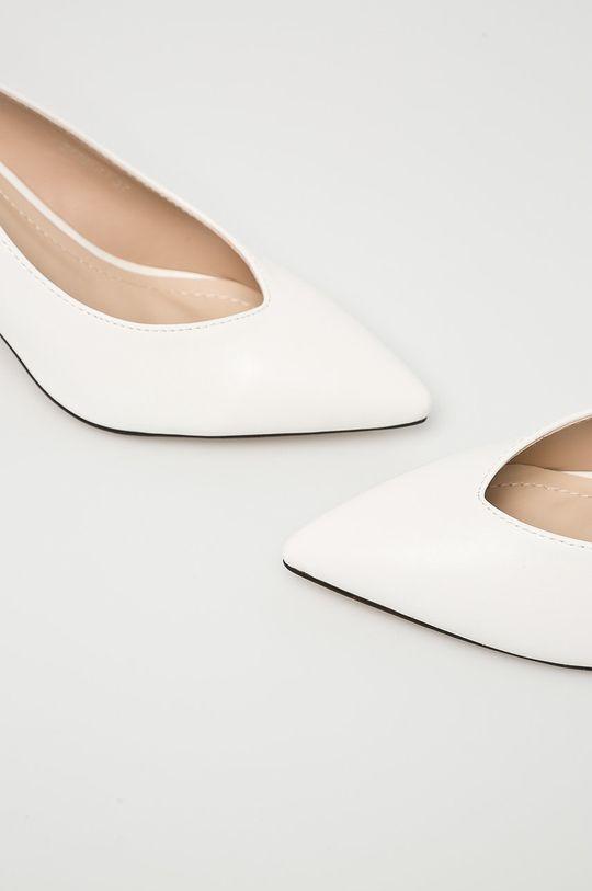 biela Answear - Sandále Vices
