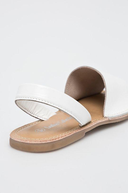 Answear - Sandále Leather Collection <p>Zvršok: Prírodná koža Vnútro: Prírodná koža Podrážka: Syntetická látka</p>
