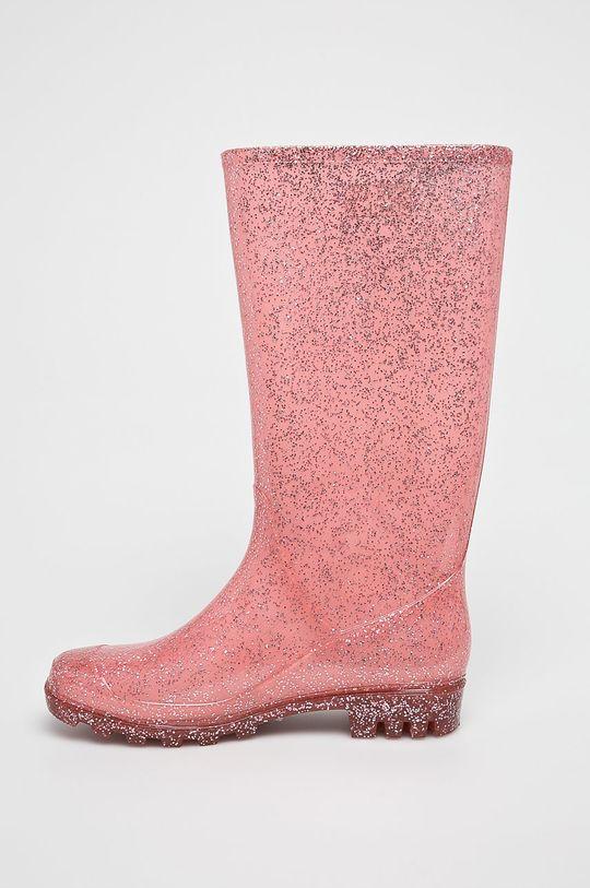 ružová Answear - Gumáky