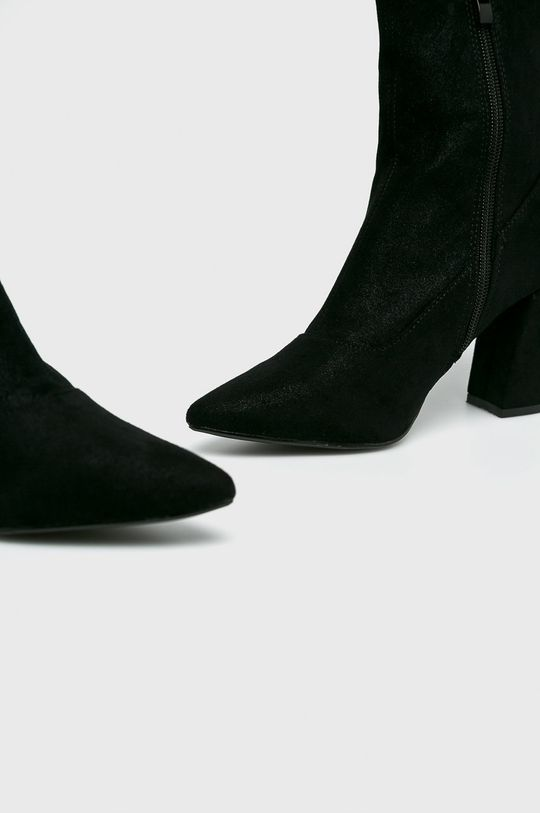 Answear - Botine Gamba: Material textil Interiorul: Material sintetic Talpa: Material sintetic