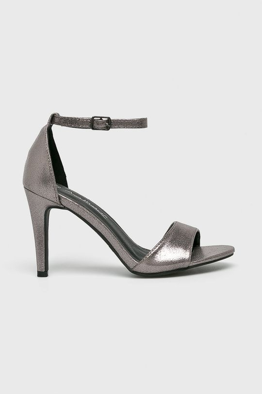 argintiu Answear - Sandale De femei