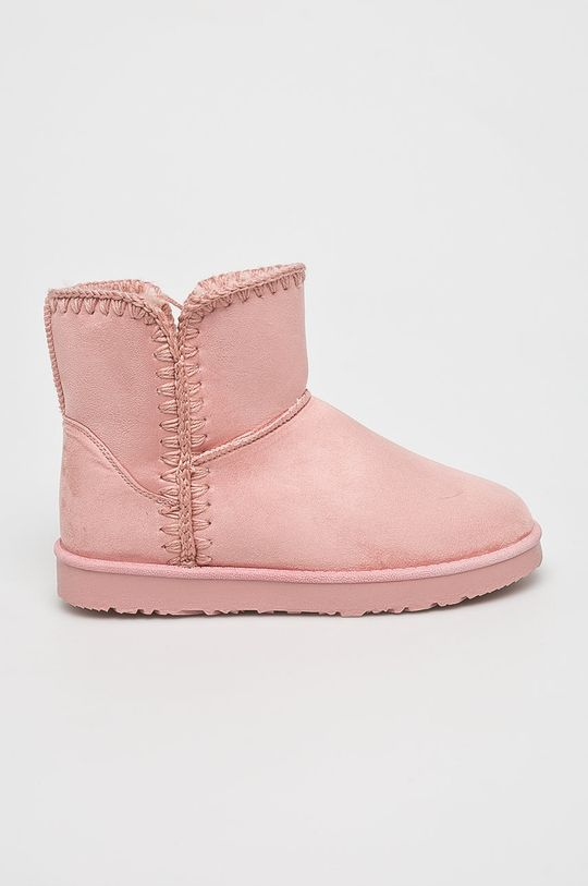 roz Answear - Botine De femei