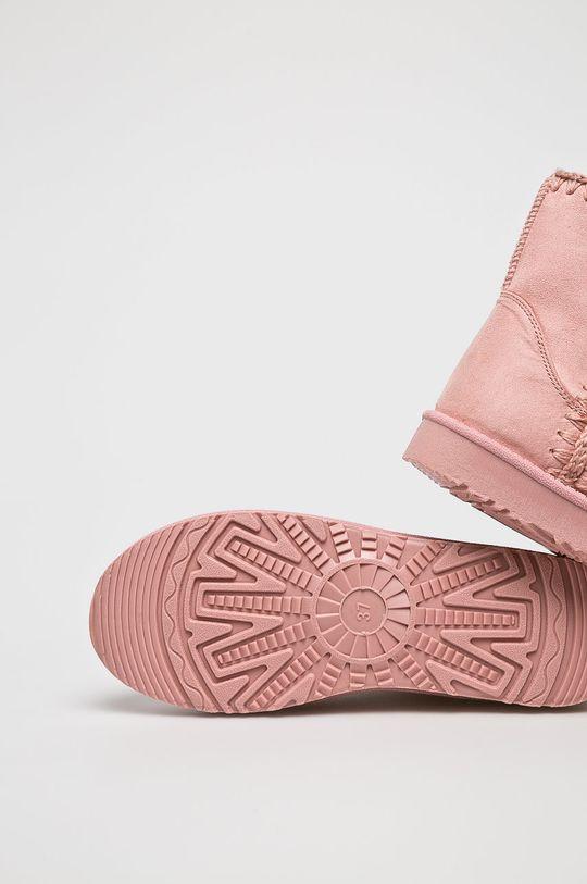 Answear - Botine roz
