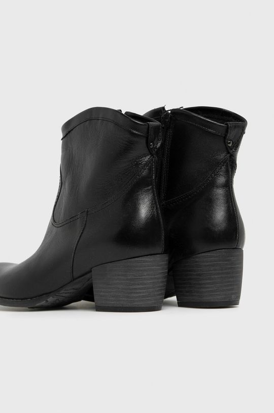 čierna Answear - Čižmy