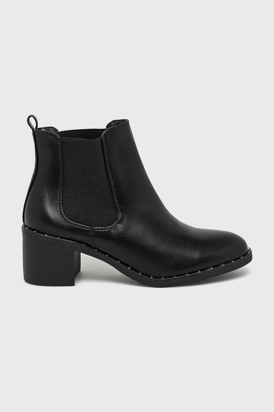 čierna Answear - Členkové čižmy Seastar Dámsky