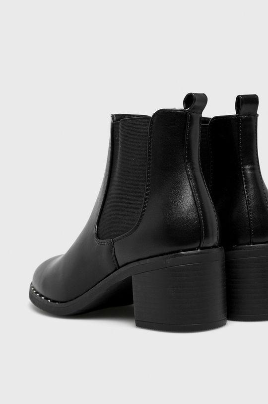 Answear - Členkové čižmy Seastar čierna