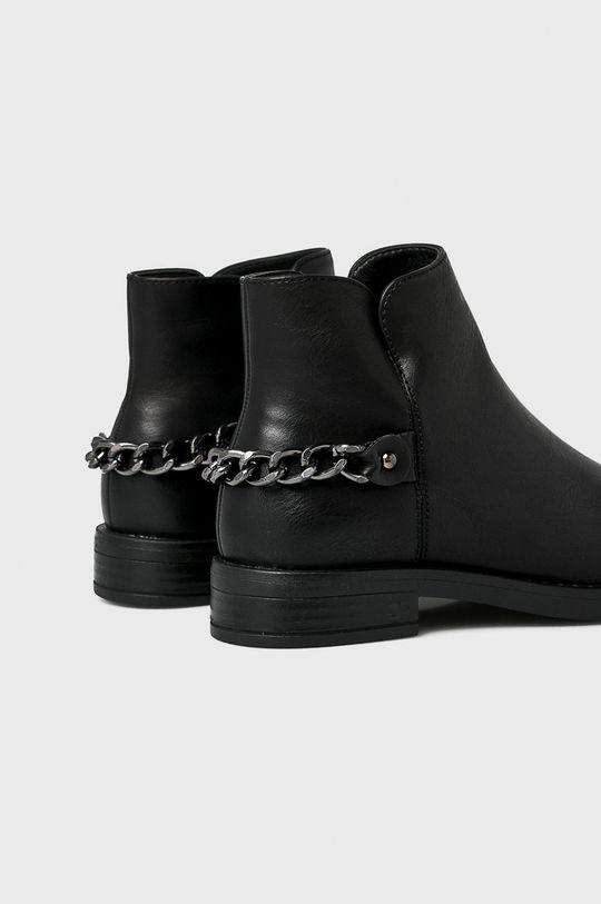 Answear - Čižmy čierna