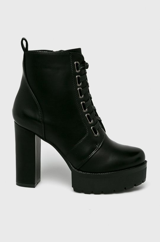 čierna Answear - Čižmy Super Mode Dámsky