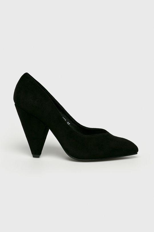 čierna Answear - Lodičky Belle Women Dámsky