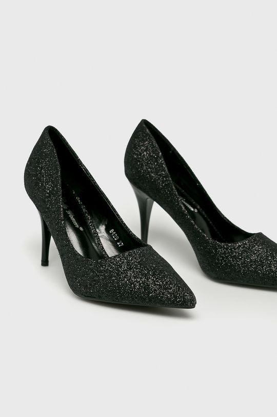 čierna Answear - Lodičky Belle Women