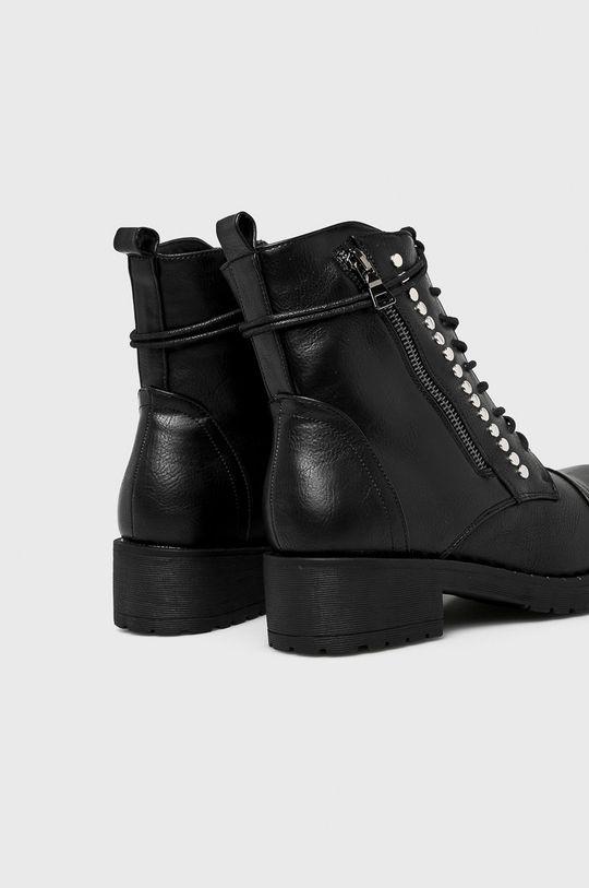 čierna Answear - Čižmy Malien