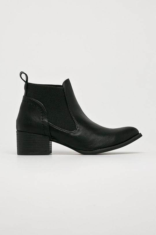 čierna Answear - Čižmy Dámsky
