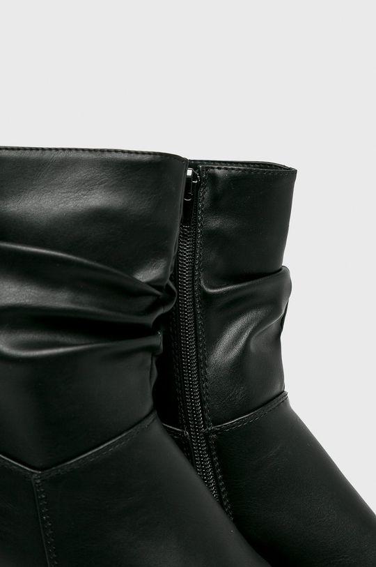 negru Answear - Botine