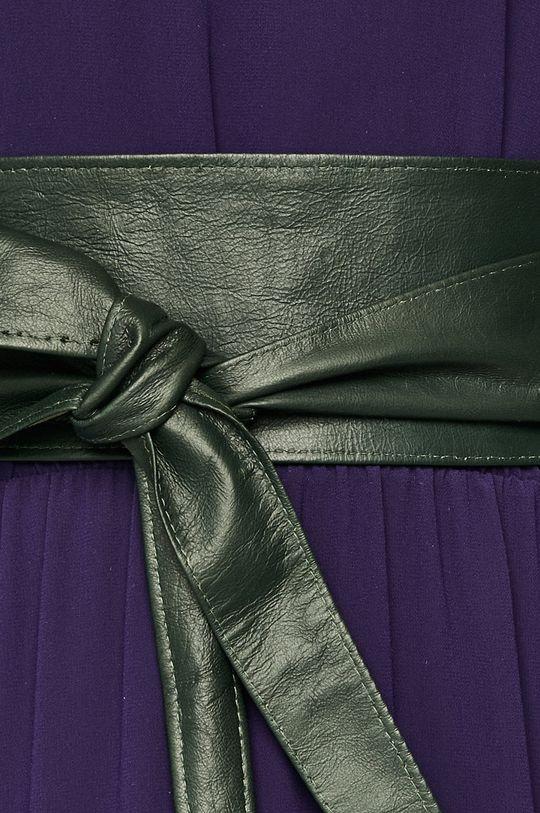 Answear - Kožený opasok zelená