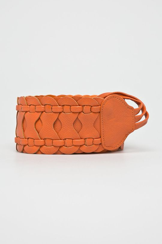 portocaliu Answear - Curea Heritage De femei