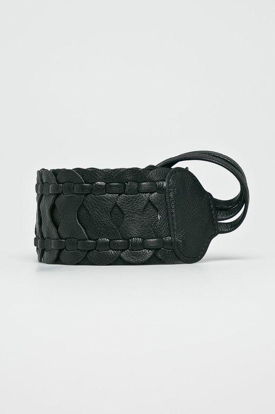 čierna Answear - Opasok Heritage Dámsky
