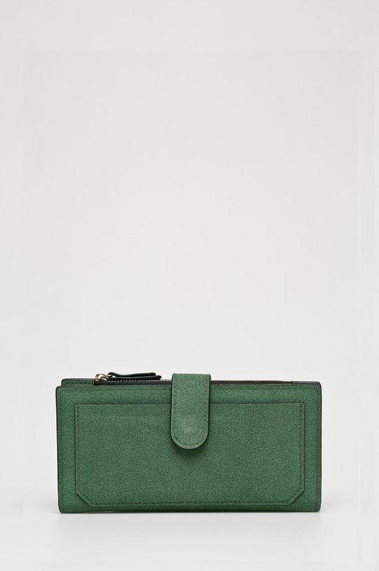 zelená Answear - Peňaženka Dámsky