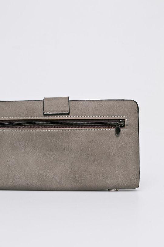 Answear - Peňaženka svetlosivá