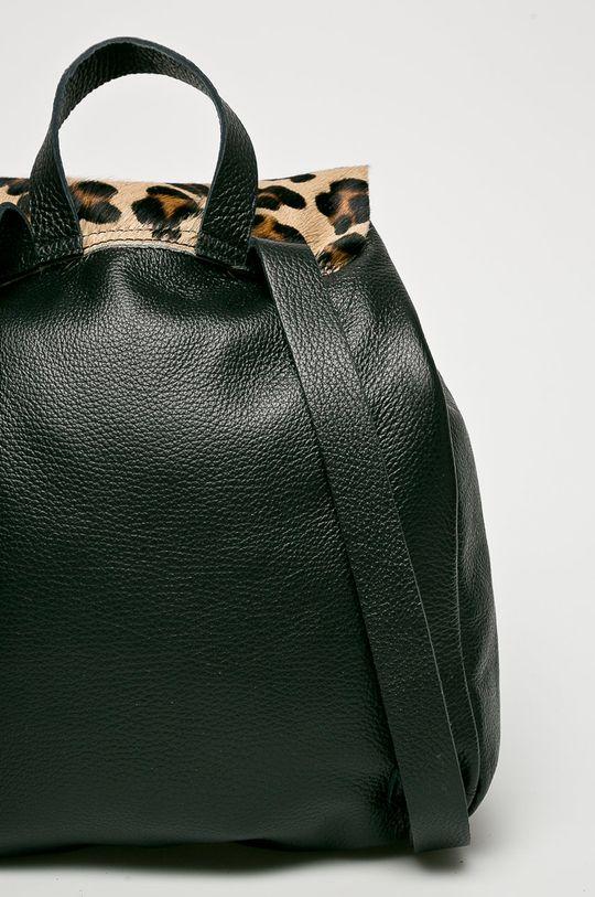 viacfarebná Answear - Kožený ruksak