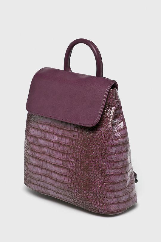 purpurový Answear - Ruksak