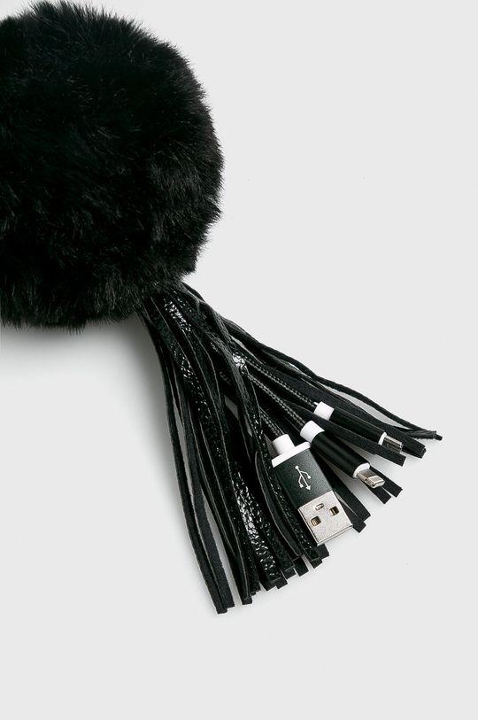 Answear - Ruksak čierna