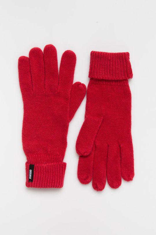 červená Answear - Rukavice Dámsky