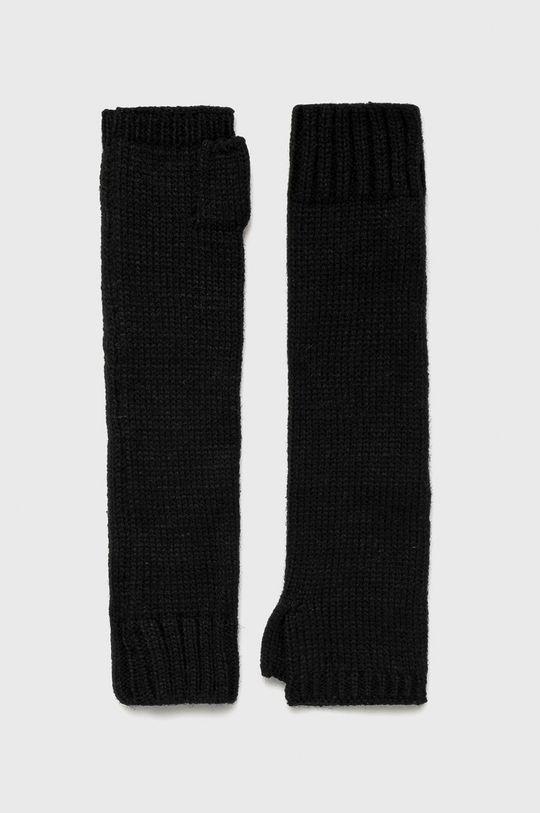 čierna Answear - Rukavice Nomad Dámsky