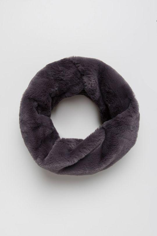 gri Answear - Fular impletit De femei