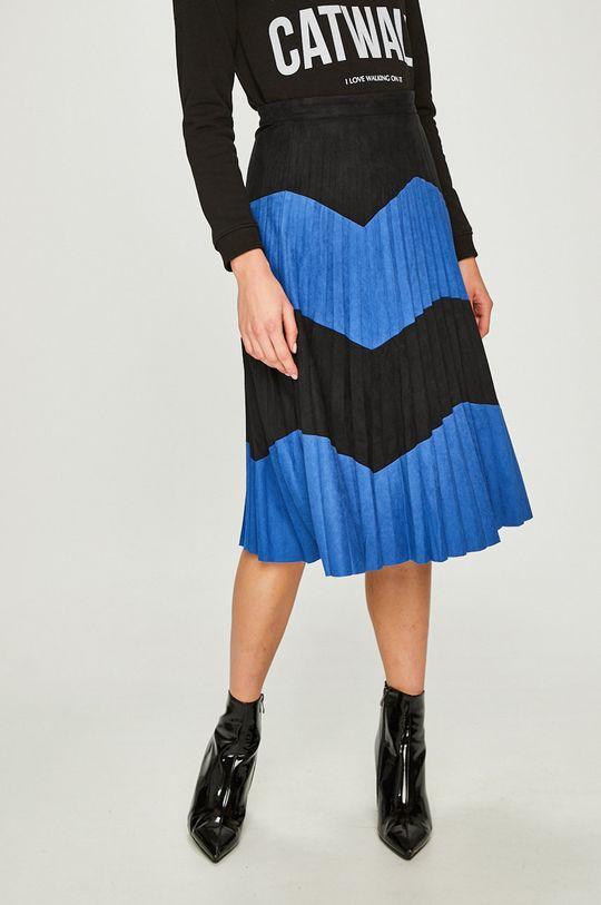 albastru Answear - Fusta De femei