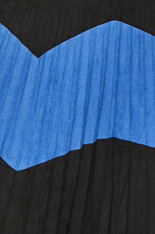 albastru Answear - Fusta