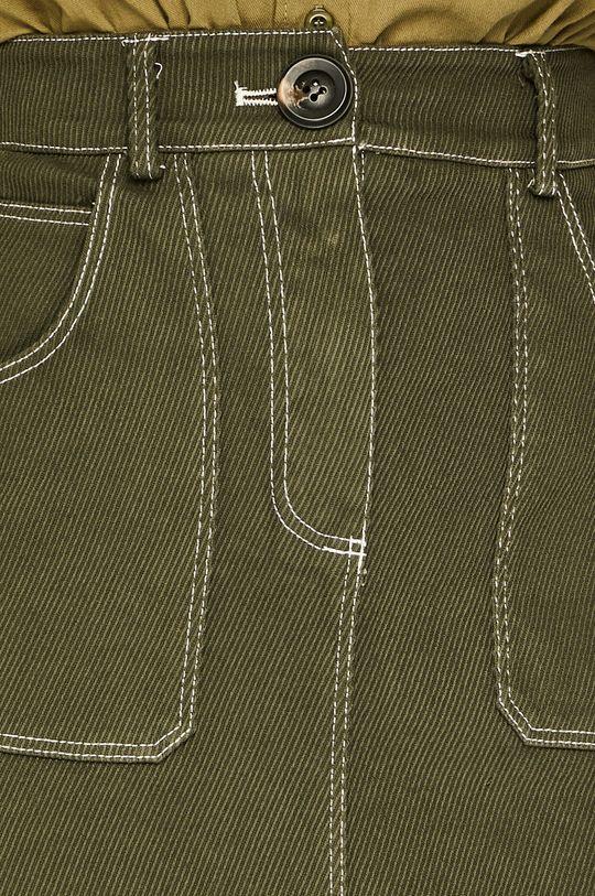 verde Answear - Fusta