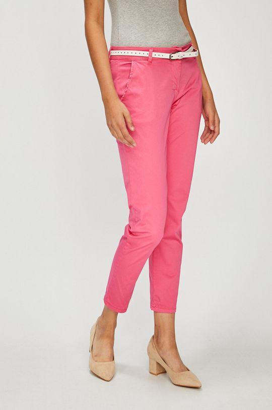 fucsie Answear - Pantaloni De femei