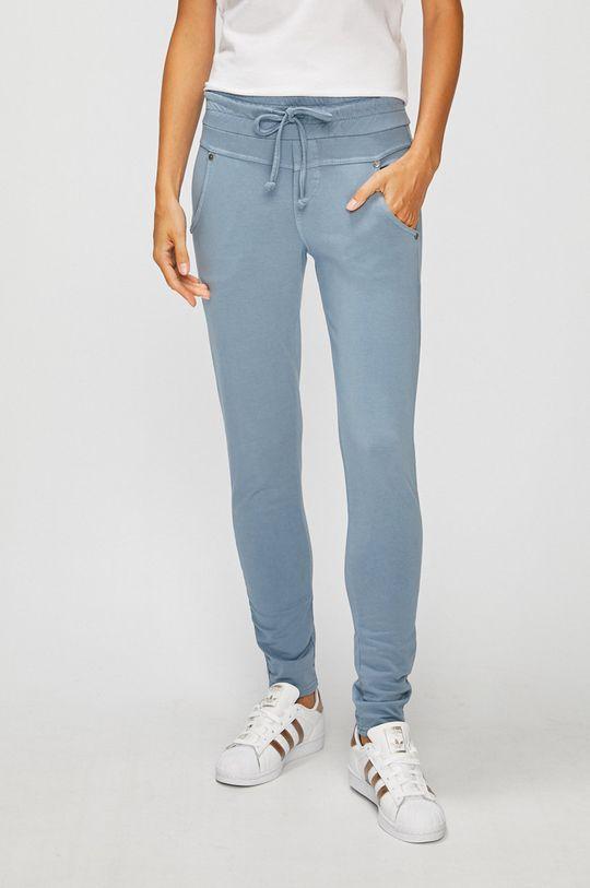 albastru Answear - Pantaloni De femei