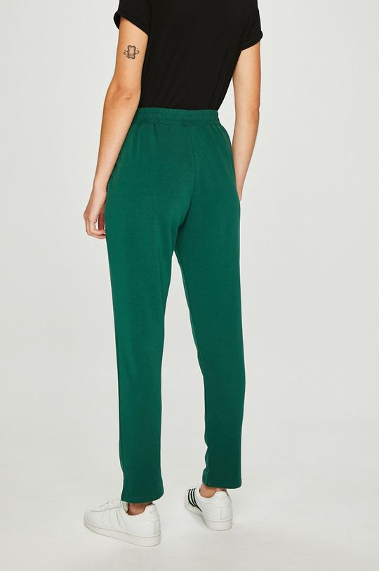 Answear - Pantaloni 85% Bumbac, 5% Elastan, 10% Poliester