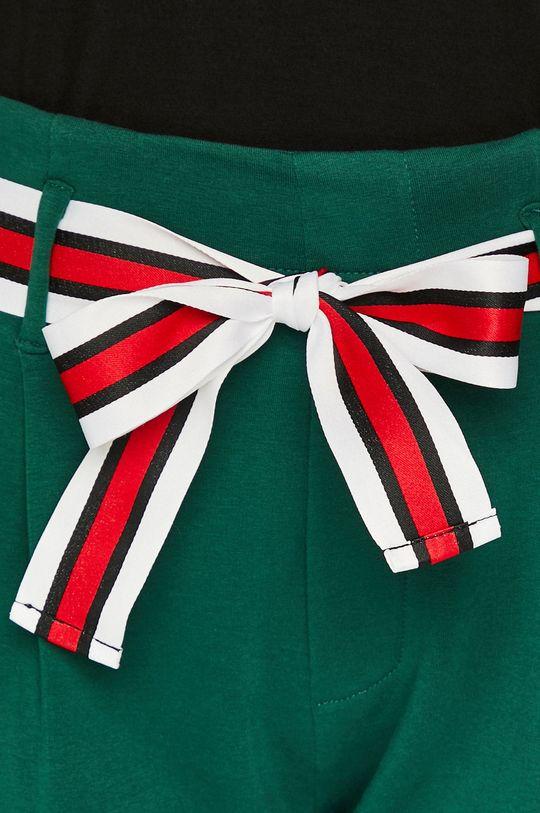 verde Answear - Pantaloni