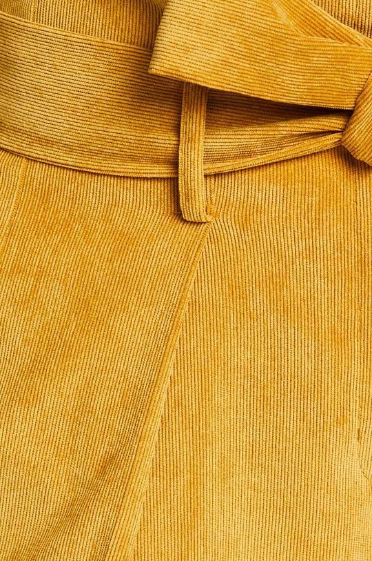 žltá Answear - Nohavice