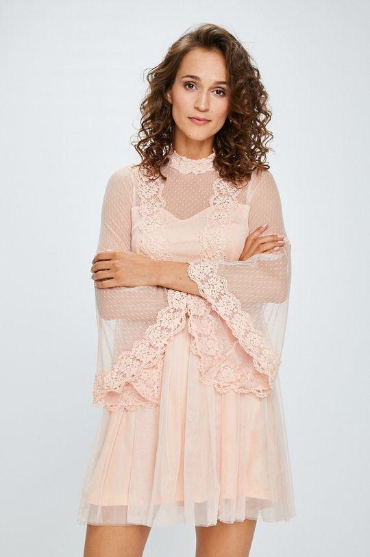 roz Answear - Rochie De femei
