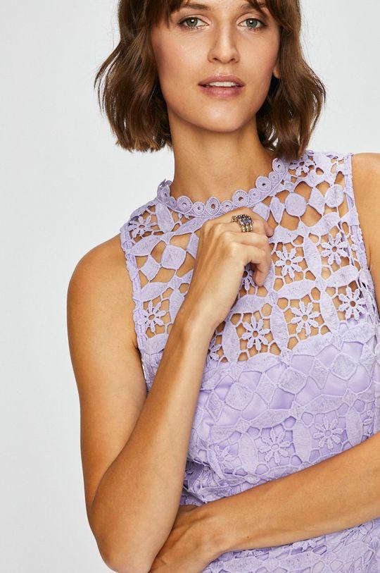 fialová Answear - Šaty