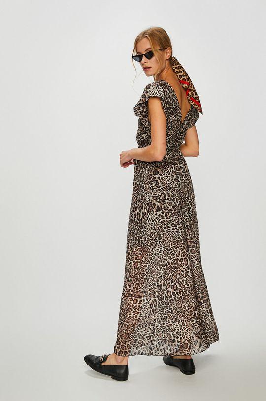 Answear - Šaty Animal me <p>100% Polyester</p>